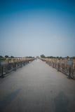 Lugou Bridge in Beijing Stock Photos