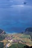 lugu озера Стоковая Фотография RF