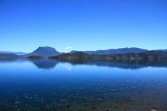 Lugu lake scenic, China Stock Photo