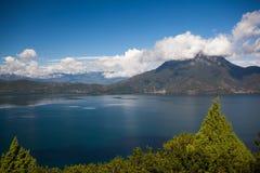 Lugu Seelandschaft Stockbilder