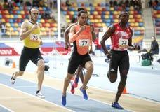 Luguelin Santos nummer 77 van Dominicaanse Republiek Stock Afbeeldingen