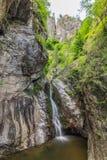 Lui Stan Gorge de Valea em Romênia Foto de Stock