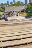 Luigi вызванный амфитеатром Borghesi или Anfiteatro делают Zerao стоковые изображения rf