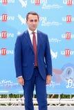 Luigi Di Maio al Giffoni Ekranowy festiwal 2016 Fotografia Royalty Free