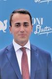 Luigi Di Maio al Giffoni Film Festival 2016 Stock Photo