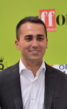 Luigi Di Maio at Giffoni Film Festival 2017. Giffoni Valle Piana, Sa, Italy - July 22, 2017 : Luigi Di Maio at Giffoni Film Festival 2017 - on July 22, 2017 in Stock Photo