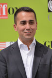 Luigi Di Maio at Giffoni Film Festival 2017. Giffoni Valle Piana, Sa, Italy - July 22, 2017 : Luigi Di Maio at Giffoni Film Festival 2017 - on July 22, 2017 in Stock Photos