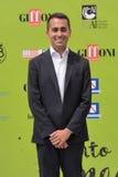 Luigi Di Maio at Giffoni Film Festival 2017 Stock Images