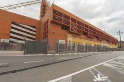 Luigi Ferraris Stadium Stock Photo
