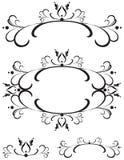 Luim Gedetailleerde Decoratie 74 Royalty-vrije Stock Foto's