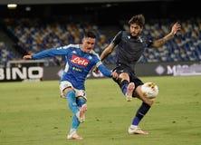 SSC Napoli vs SS Lazio