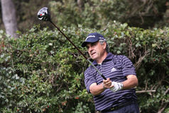 Luis Carbonetti Cannes-Mougins Seniors Masters Royalty Free Stock Image