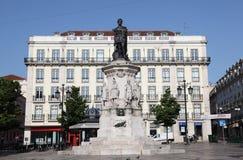 Luis de Camoes Square, Lisboa