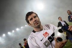 Luis Figo Imagem de Stock