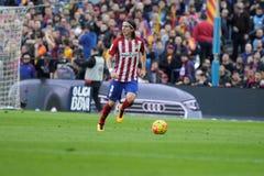 Luis Filipé  d Atletico Madrid Stock Photos