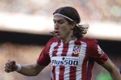 Luis Filipé  d Atletico Madrid Royalty Free Stock Photos