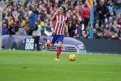 Luis Filipé  d Atletico Madrid Stock Image