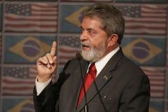 Luis Inácio Lula da Silva Stock Photos