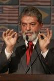 ¡ Luis Inà cio Lula da Silva Lizenzfreie Stockfotografie