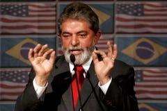 Luis Inacio Lula da Silva Stock Foto