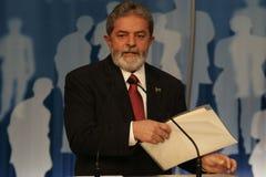 Luis Inacio Lula da Silva Stock Photo