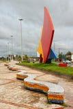 luis maranhao pomnik wypływa sao Zdjęcia Stock