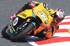 Luis Salom. Monster Energy Grand Prix of Catalunya MotoGP Stock Photos