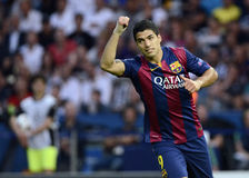 Luis Suarez Royalty Free Stock Photography
