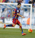 Luis Suarez of FC Barcelona Royalty Free Stock Photos
