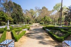 luisa maria park royaltyfri bild