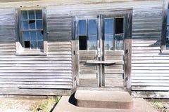 Luisiana abandonó el edificio Fotografía de archivo