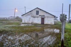 Luisiana abandonó la casa Imagen de archivo libre de regalías