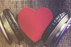 Luister aan uw hart Royalty-vrije Stock Foto's