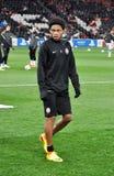 Luiz Adriano Foto de archivo