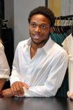 Luiz Adriano-Porträt Stockbild