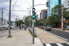 Free Luiz Carlos Berrini Avenue Royalty Free Stock Images - 66516869