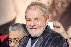 Luiz Inacio Lula Da Silva Стоковая Фотография