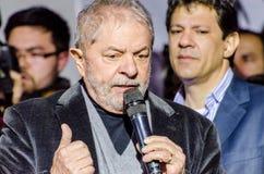 Luiz Inacio Lula Da Silva Стоковые Фото