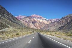 Lujan de Cuyo σε Mendoza, Αργεντινή στοκ εικόνα