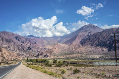 Lujan de Cuyo en Mendoza, Argentine photographie stock