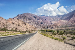 Lujan de Cuyo in Mendoza, Argentina Royalty Free Stock Photo