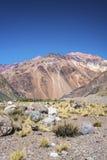 Lujan DE Cuyo in Mendoza, Argentinië royalty-vrije stock afbeeldingen