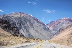 Lujan de Cuyo in Mendoza, Argentinien Lizenzfreies Stockbild