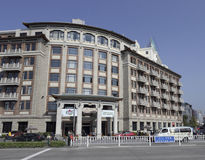 Lujiang-Hotel Lizenzfreie Stockfotos