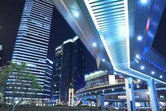 Lujiazui Finance & Trade Zone Urban Landscape Royalty Free Stock Photography