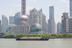 Lujiazui Skyline shanghai Stock Photography