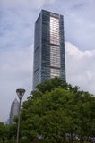 Lujiazui skyscraper Stock Image