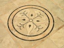 Lujo 9 - Azulejo 1 del embutido de la decoración Imagen de archivo libre de regalías