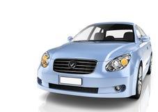 Lujo contemporáneo del transporte del vehículo de la elegancia del coche libre illustration