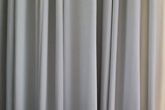 Lujo interior de la cortina imágenes de archivo libres de regalías